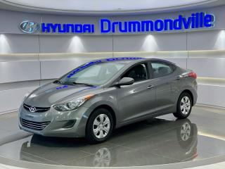 Used 2011 Hyundai Elantra L + A/C + GARANTIE + WOW !! for sale in Drummondville, QC