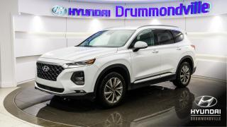 Used 2019 Hyundai Santa Fe PREFERRED AWD + GARANTIE + CRUISE ADAP. for sale in Drummondville, QC