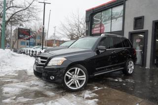Used 2010 Mercedes-Benz GLK-Class GLK 350 4 portes 4MATIC for sale in Laval, QC