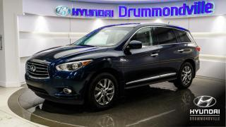 Used 2015 Infiniti QX60 AWD + GARANTIE + NAVI + TOIT +WOW +  CAM for sale in Drummondville, QC