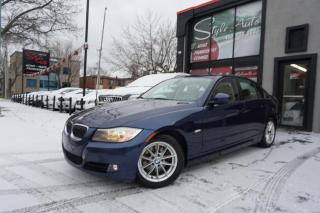 Used 2011 BMW 3 Series Berline 4 portes 323i, traction arrière for sale in Laval, QC
