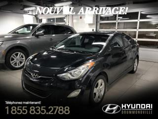 Used 2012 Hyundai Elantra GLS + GARANTIE + TOIT + MAGS + FOGS + CR for sale in Drummondville, QC