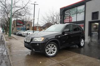 Used 2013 BMW X3 35i 4 portes à traction intégrale for sale in Laval, QC