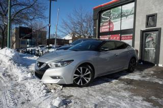 Used 2016 Nissan Maxima Berline SL 4 portes for sale in Laval, QC