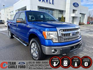 Used 2014 Ford F-150 Ford F-150 S/CREW XLT 2014, Caméra de re for sale in Gatineau, QC