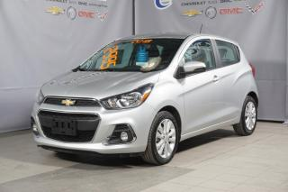 Used 2018 Chevrolet Spark LT MYLINK CAMERA DE RECUL AUTO A/C for sale in Montréal, QC