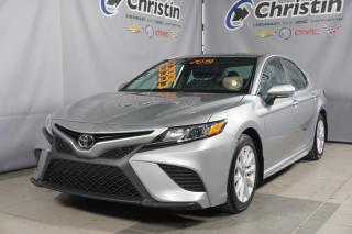 Used 2019 Toyota Camry BANCS CHAUFFANTS-CAM DE RECUL for sale in Montréal, QC