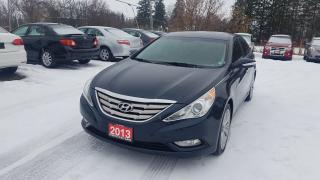 Used 2013 Hyundai Sonata SE 2.0T LIMITED LEATHER SUNROOF for sale in Stouffville, ON