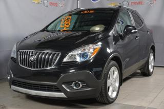 Used 2015 Buick Encore SYSTEME SONORE BOSE MAG 18'' for sale in Montréal, QC
