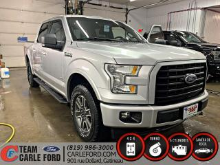 Used 2017 Ford F-150 Ford F-150 S/CREW XLT 2017, CAMÉRA DE RE for sale in Gatineau, QC