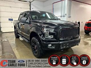 Used 2016 Ford F-150 Ford F-150 S/Crew XLT 2016 Spécial éditi for sale in Gatineau, QC