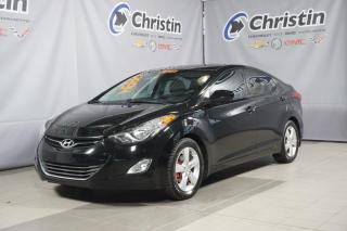 Used 2013 Hyundai Elantra GLS SUNROOF MAG AUTO TOUT EQUIPÉ for sale in Montréal, QC