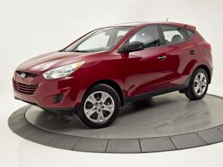 Used 2013 Hyundai Tucson GL SIÈGES CHAUFFANTS BLUETOOTH CRUISE for sale in Brossard, QC