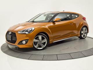 Used 2014 Hyundai Veloster TURBO TOIT OUVRANT CAM DE RECUL SIÈGES CHAUFFANTS for sale in Brossard, QC