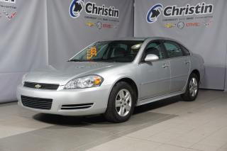 Used 2009 Chevrolet Impala Bluetooth for sale in Montréal, QC