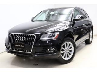 Used 2015 Audi Q5 Technik 2.0T *Blind-Spot *Keyless *GPS/Camera for sale in St-Hubert, QC