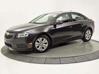 Used 2014 Chevrolet Cruze 1LT CAM DE RECUL BLUETOOTH CRUISE for sale in Brossard, QC