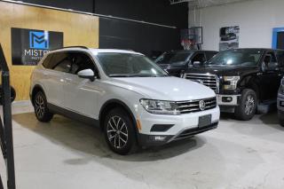 Used 2018 Volkswagen Tiguan COMFORTLINE for sale in Mississauga, ON