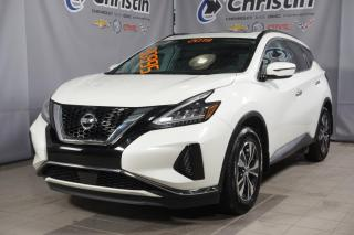 Used 2019 Nissan Murano SV-AWD-GPS-TOIT-DEM A DISTANCE for sale in Montréal, QC