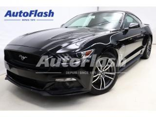 Used 2017 Ford Mustang GT Fastback Coupe * V8 *5.0L *Camera *Showroom for sale in St-Hubert, QC