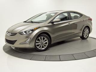 Used 2014 Hyundai Elantra GLS TOIT OUVRANT MAGS BLUETOOTH CRUISE for sale in Brossard, QC