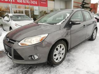 Used 2012 Ford Focus SE  ** GROUPE ÉLECTRIQUE ** for sale in Longueuil, QC