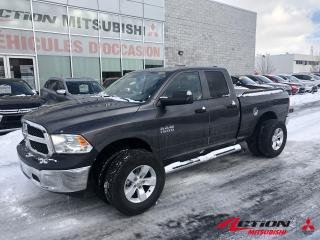 Used 2017 RAM 1500 44082KM-BLUETOOTH-CAM RECUL-MAGS for sale in St-Hubert, QC