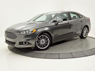 Used 2013 Ford Fusion CUIR TOIT OUVRANT CAM DE RECUL NAV for sale in Brossard, QC