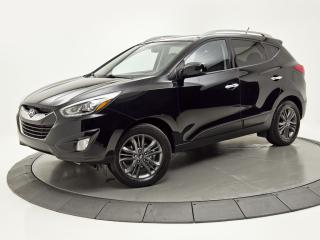 Used 2015 Hyundai Tucson AWD GLS TOIT OUVRANT MAGS SIÈGES CHAUFFANTS for sale in Brossard, QC