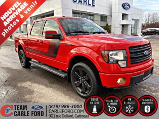 Used 2014 Ford F-150 Ford F-150 S/Crew FX4 2014, Cuir, caméra for sale in Gatineau, QC
