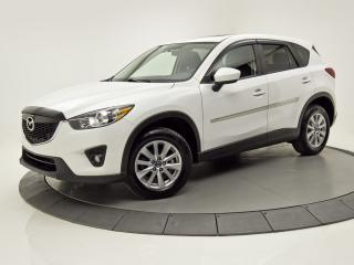 Used 2014 Mazda CX-5 GS NAV TOIT OUVRANT CAM DE RECUL SIÈGES CHAUFANTS for sale in Brossard, QC