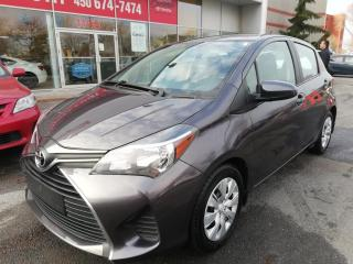 Used 2015 Toyota Yaris LE ** BLUETOOTH A/C GROUPE ÉLECTRIQUE ** for sale in Longueuil, QC