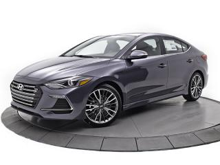 Used 2018 Hyundai Elantra SPORT TURBO 200 HP!! VOLANT CHAUFFANT for sale in Brossard, QC