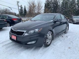 Used 2013 Kia Optima LX GDI for sale in Stouffville, ON