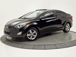 Used 2011 Hyundai Elantra GLS TOIT OUVRANT SIÈGES CHAUFFANTS BLUETOOTH for sale in Brossard, QC