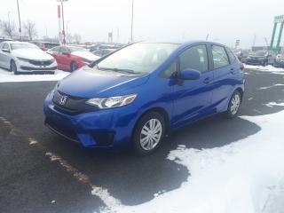 Used 2016 Honda Fit LX ** 1689 km RÉEL ** Jamais accidenté for sale in Boucherville, QC