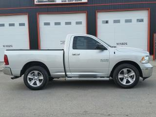 Used 2016 RAM 1500 Reg. Cab 4x4 Short Box for sale in Jarvis, ON