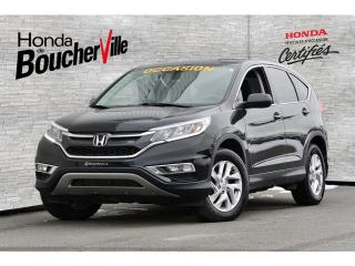 Used 2016 Honda CR-V SE AWD Bluetooth, sièges et miroirs chauffants for sale in Boucherville, QC