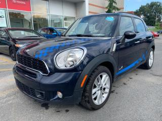 Used 2014 MINI Cooper Hardtop Countryman ** Countryman S All4 ** for sale in Longueuil, QC