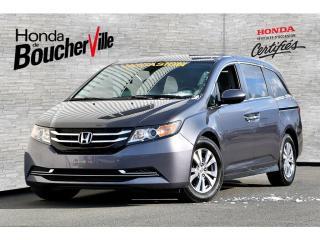 Used 2016 Honda Odyssey EX Garantie complète 100, 000km ou 2020 for sale in Boucherville, QC