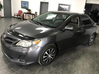 Used 2012 Toyota Corolla AUTOMATIQUE for sale in Châteauguay, QC