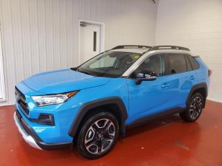 Used 2019 Toyota RAV4 TRAIL AWD for sale in Pembroke, ON