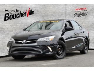 Used 2015 Toyota Camry XLE  Pneus d'hiver Nokian Hakkapeliitta for sale in Boucherville, QC