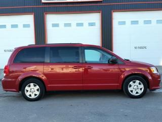 Used 2012 Dodge Grand Caravan SE for sale in Jarvis, ON