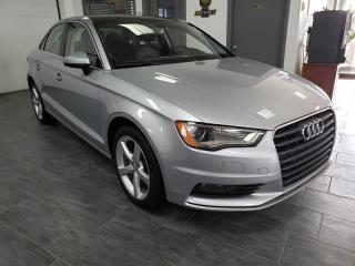Used 2015 Audi A3 FrontTrak TDI Komfort DIESEL for sale in Châteauguay, QC