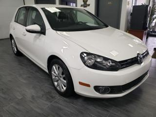 Used 2013 Volkswagen Golf TDI COMFORTLINE DIESEL for sale in Châteauguay, QC