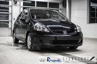 Used 2008 Honda Fit LX chez Rimouski Hyundai for sale in Rimouski, QC