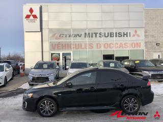 Used 2016 Mitsubishi Lancer SE LTD TOIT - MAGS - CAMERA - BLUETOOTH for sale in St-Hubert, QC
