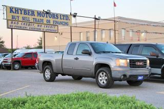 Used 2007 GMC Sierra 1500 FALL SALES EVENT!!! WAS: $9,950 NOW $9,450 for sale in Brampton, ON