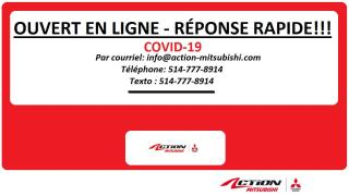 Used 2017 Mitsubishi RVR SE AWD | CAM RECUL | CRUISE | BLUETOOTH | MAGS | for sale in St-Hubert, QC